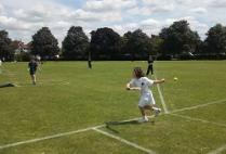 First Ever ISA Rounders Tournament