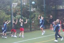 Form 4 Netball v Gatehouse
