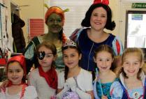 Pre-Prep Fairy Tale Day