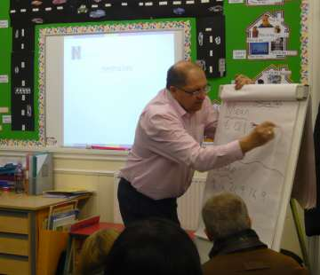 'How Maths is Taught in Form 5' Parents' Evening