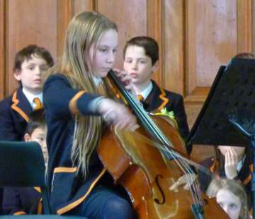 Music Exams 2012-13