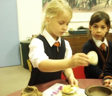 Pre-Prep's Trip to The Museum of Childhood
